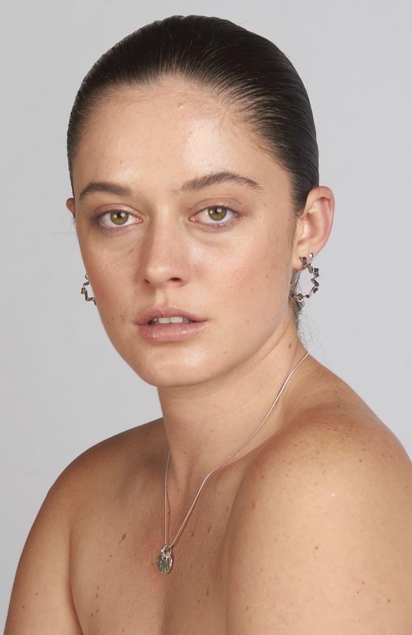 Earrings No.28 - Sterling Silver
