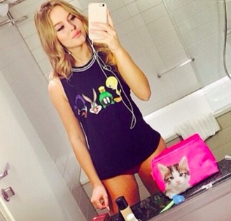 top zara larsson cartoon looney tunes