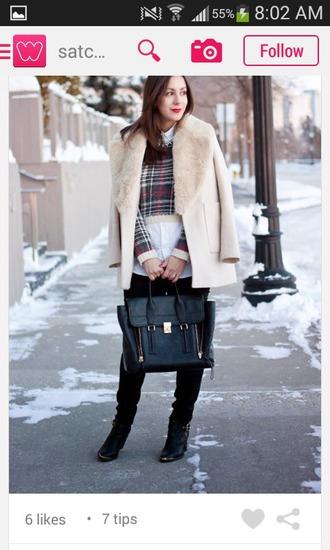 bag satchel bag purse