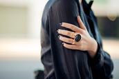 jewels,ysl rings,ysl,fashion rings,arty rings,ysl ring