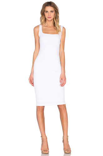 dress bodycon bodycon dress sweet white