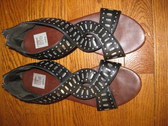 shoes sandals black shoes dolce vita summer metallic shoes metallic