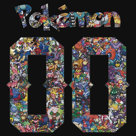 """""""pokémon 00"""