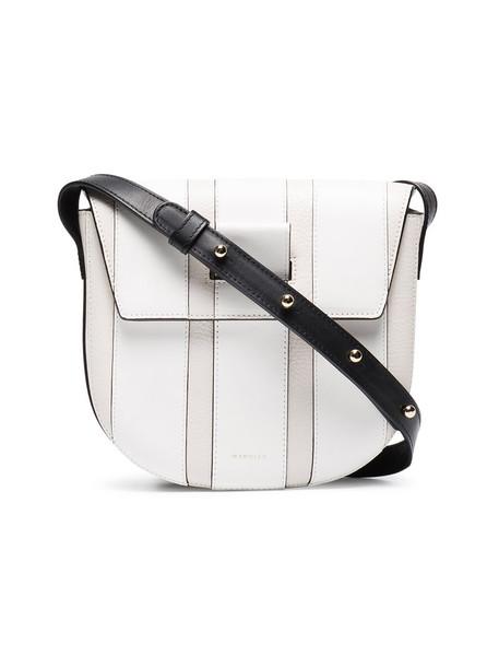 Wandler women bag crossbody bag leather white