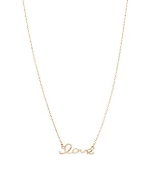 Designsix | Designsix – Love – Halskette bei ASOS