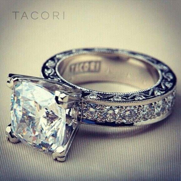 jewels tacori rings