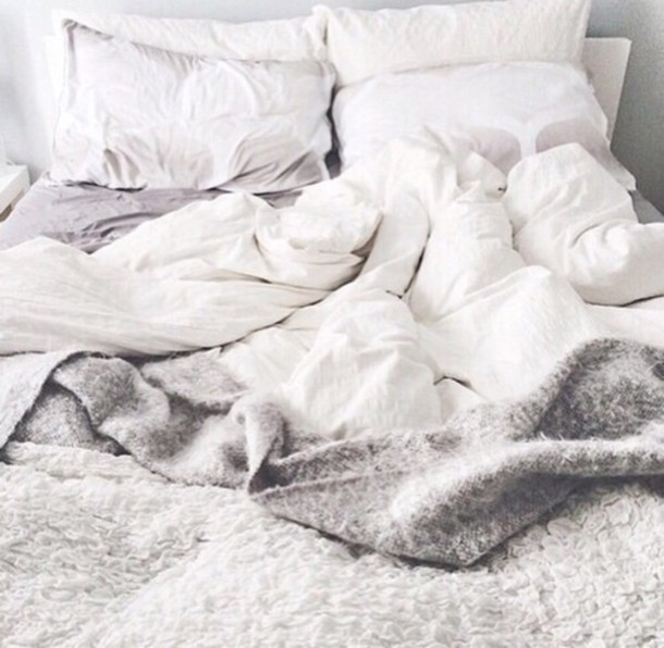 High Quality Home Accessory, Pillow, Bedding, Tumblr Bedroom, Room Bed, Bedsheets,  Blanket, Grey   Wheretoget