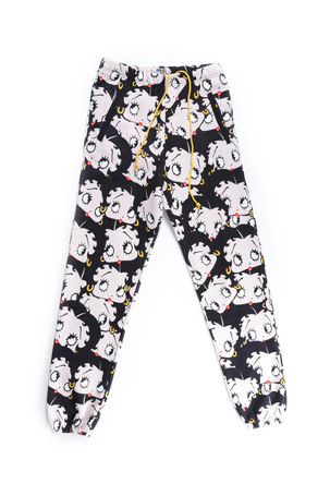 BETTY BOOP SWEAT PANTS / MULTI - JOYRICH Store