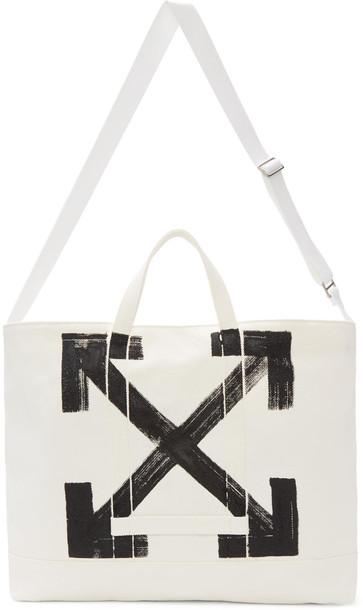 Off-White white bag