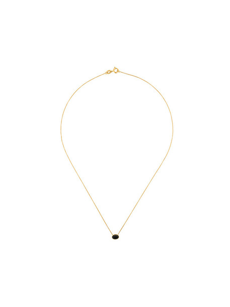 Wouters & Hendrix Gold women tiger necklace gold black grey metallic jewels