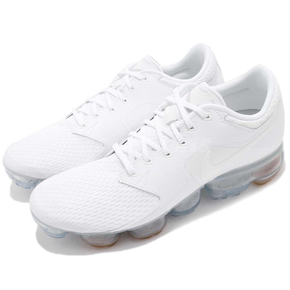 Nike Air Vapormax White Gum Mesh Max Men Running Shoes Sneakers AH9046-101