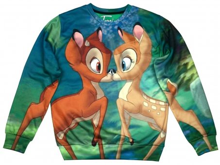 Original SEXY SWEATER BAMBI | Fusion® clothing!