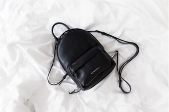bag black givenchy givenchy backpack givenchy bag
