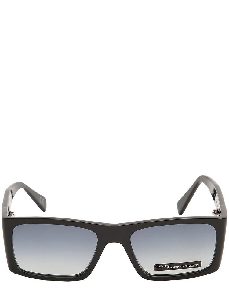 ITALIA INDEPENDENT Enzo Acetate Sunglasses in black
