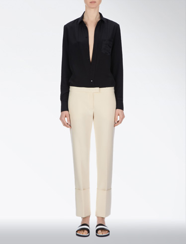 MATT STRETCH CROWN TROUSER at Joseph