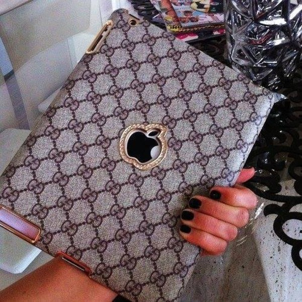 Gucci iPad 5 Case UK Ebay White|Designer