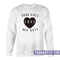 Good girls love bad boys sweatshirt - teenamycs