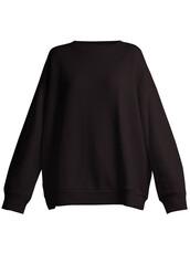 sweatshirt,japanese,black,sweater