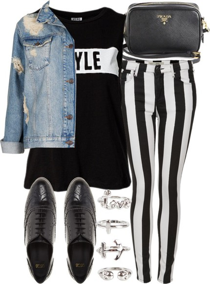 miley cyrus jeans tumblr jewels dope striped stripes highwaisted shorts tumbr acacia