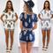 Boleafa shorts tee set – outfit made