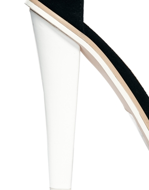 ASOS | ASOS HOLBORN Heeled Sandals at ASOS