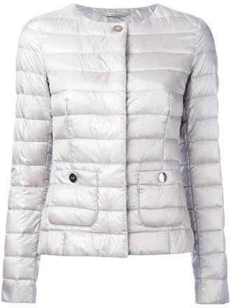 jacket women nude cotton