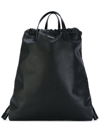 women backpack leather bag