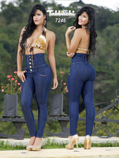 jeans,skinny jeans,high waisted jeans,sexy jeans,blue jeans,yallure,yallure.com