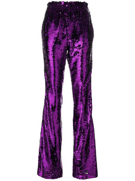Faith Connexion women purple pink pants