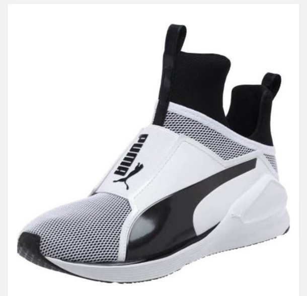 shoes puma puma sneakers high top sneakers
