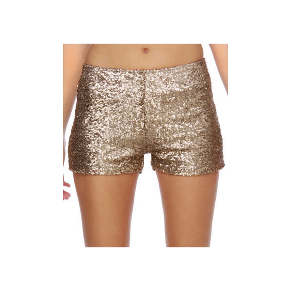 Sparkle Shorts - Dlv Wn I