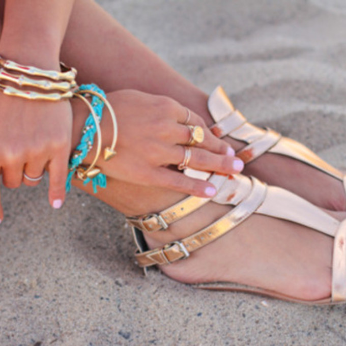 Sandals jewelry: the best sandals jewelries to shop ...
