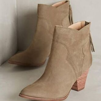fall accessories suede boots suede suede shoes tan ankle boots thick heel mid heel boots