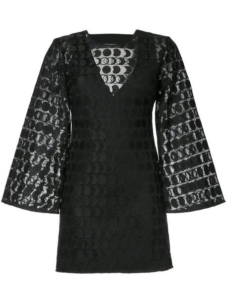 GINGER & SMART dress women black