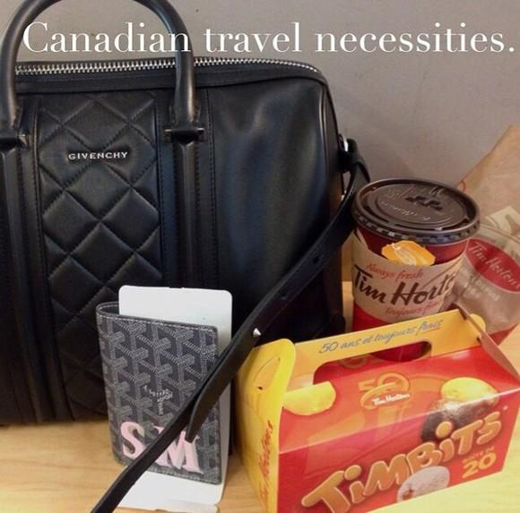 givenchy bag black handbag tote bag