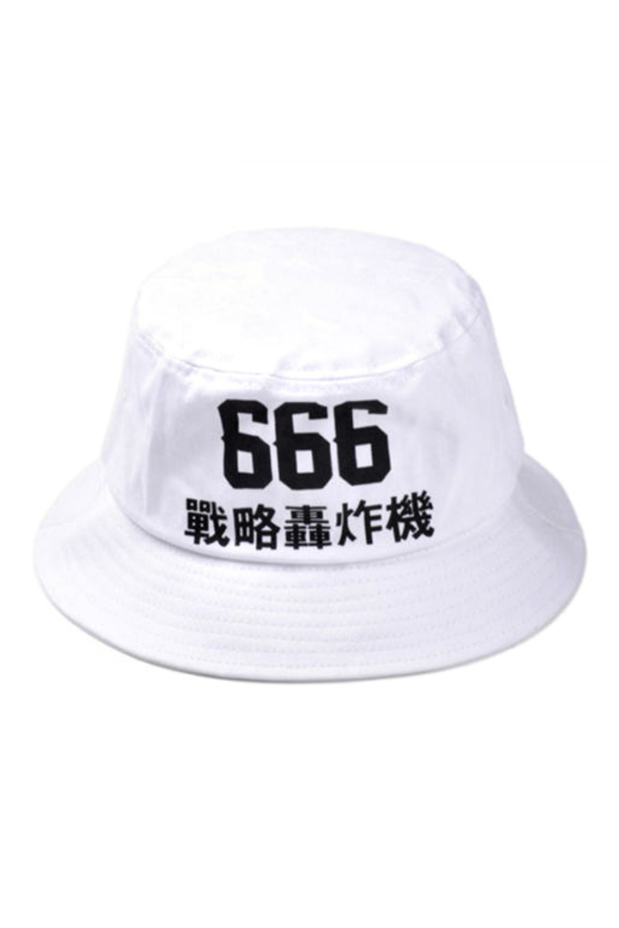 666 Strategic Bomber Bucket Hat | Just Vu