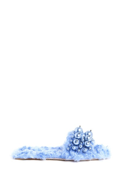 Miu Miu light blue light blue shoes
