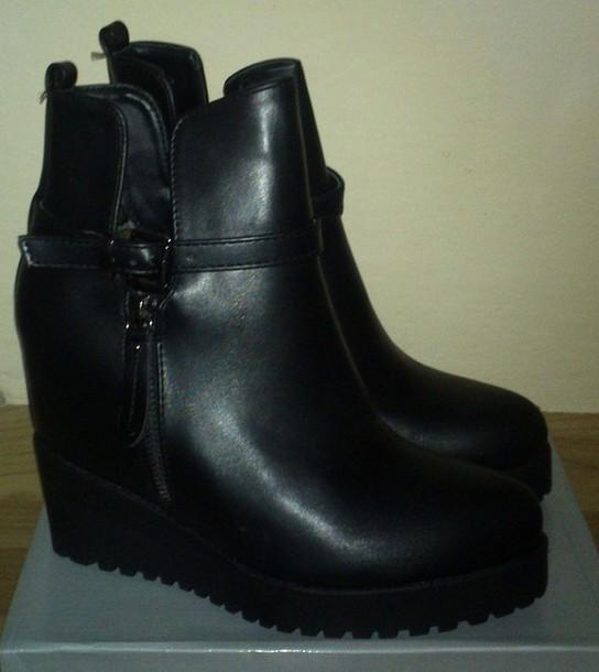 shoes platform shoes wedges boots