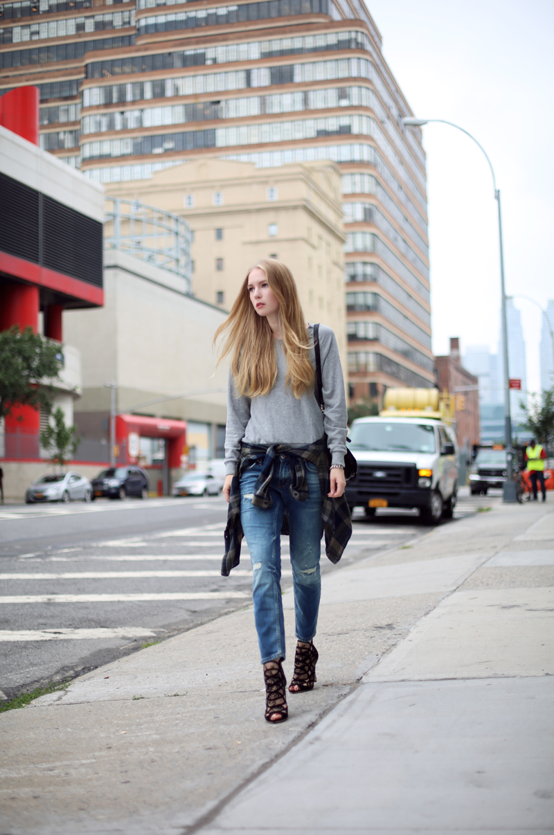 boyfriend jeans | Fashion Squad