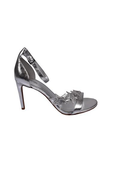 Michael Kors silver shoes
