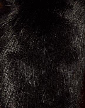 ASOS | ASOS Faux Fur Lapel Collar at ASOS