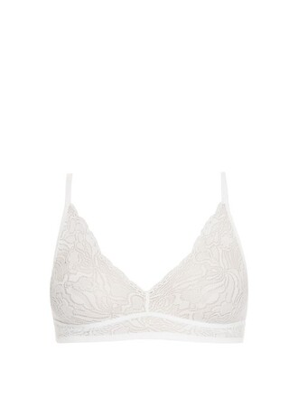 bra soft lace underwear