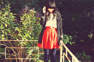 skirt jacket kani cardigan top t-shirt