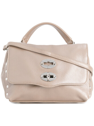 women soft baby clutch leather nude bag