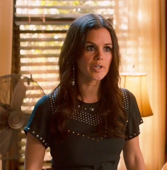 dress rachel bilson hart of dixie isabel marant