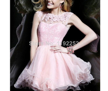 Aliexpress.com : buy custom made free shipping charming elegant high neck crepe prom dresses 2014 floor length a line evening gowns 2014 new fashion from reliable beaded clothes suppliers on readdress