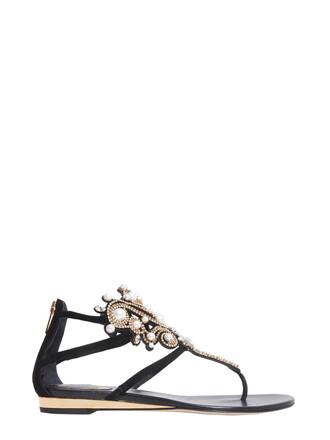 sandals suede shoes