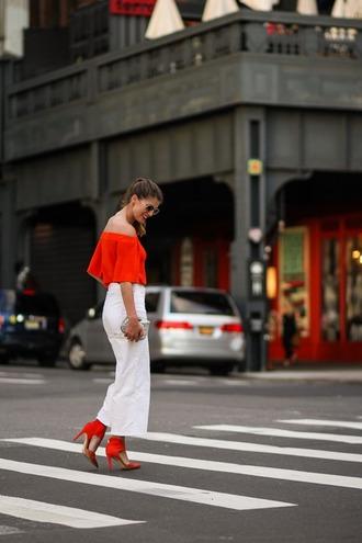 thank fifi blogger top shoes bag