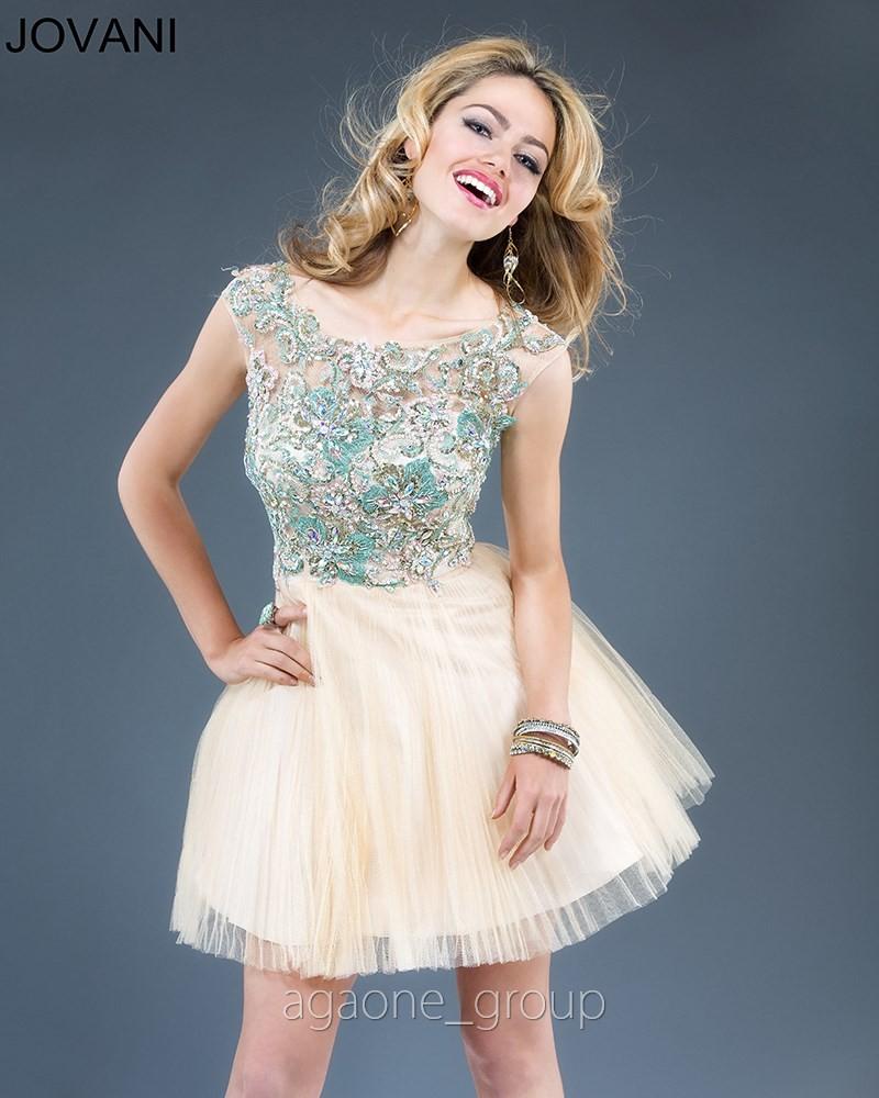 JOVANI Short Dress 89252 Lowest Price GUARANTEE 00 0 2 4 6 8 10 12 14 | eBay
