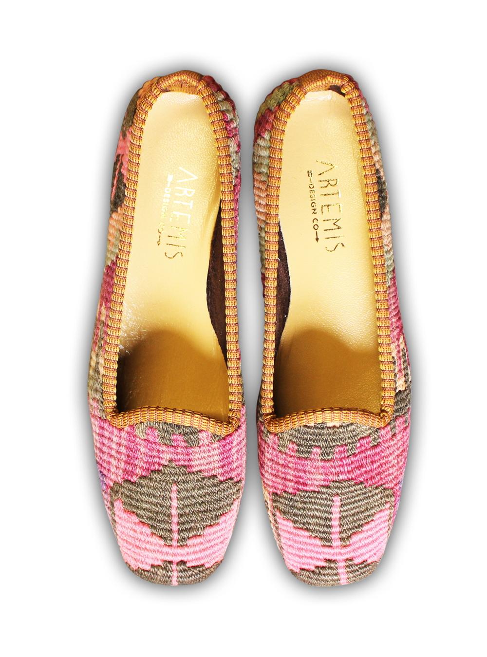 Classic Kilim Loafers Pre Summer
